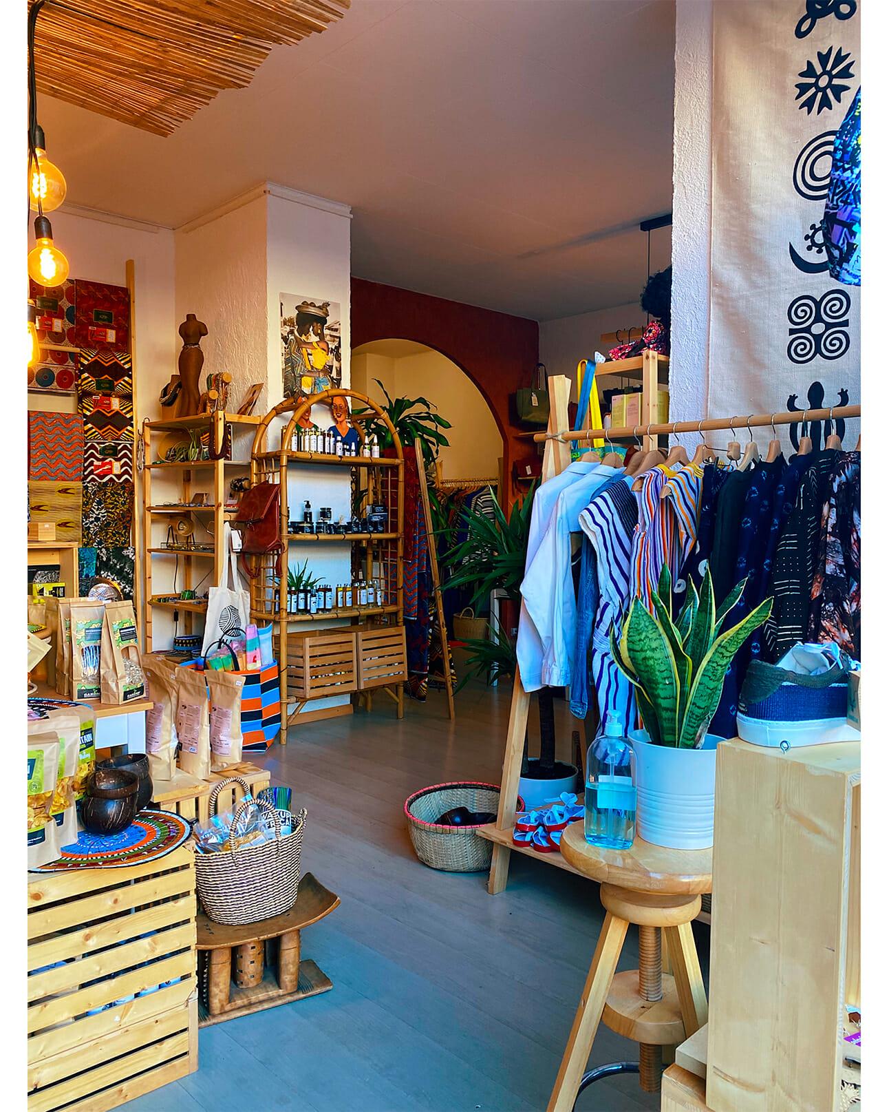 WUA LABoutique – nouvel espace créatif à Genève, pensé et conçu par WaxUp Africa !